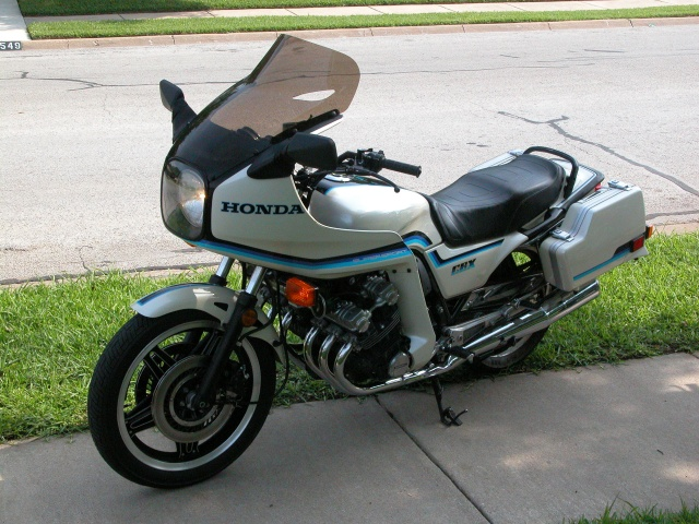 1982 CBX